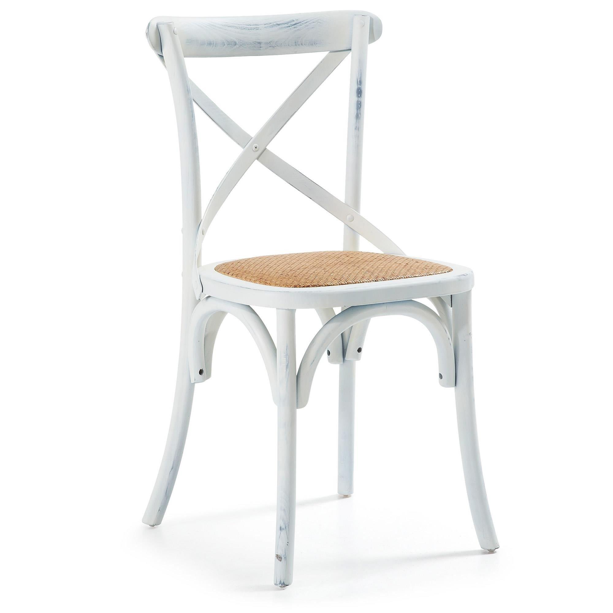 Krzesło LARENZA białe