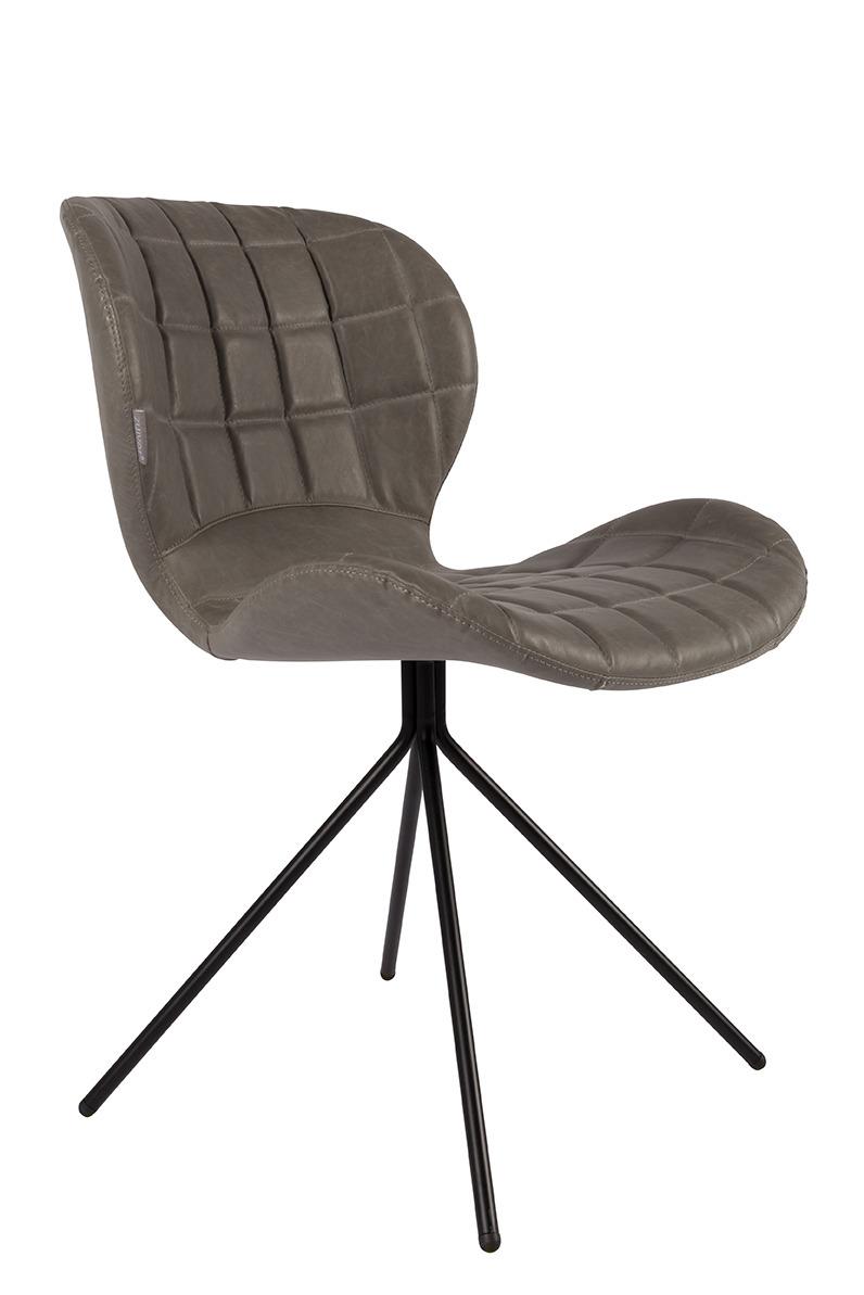 Zuiver :: Krzesło OMG LL Szare