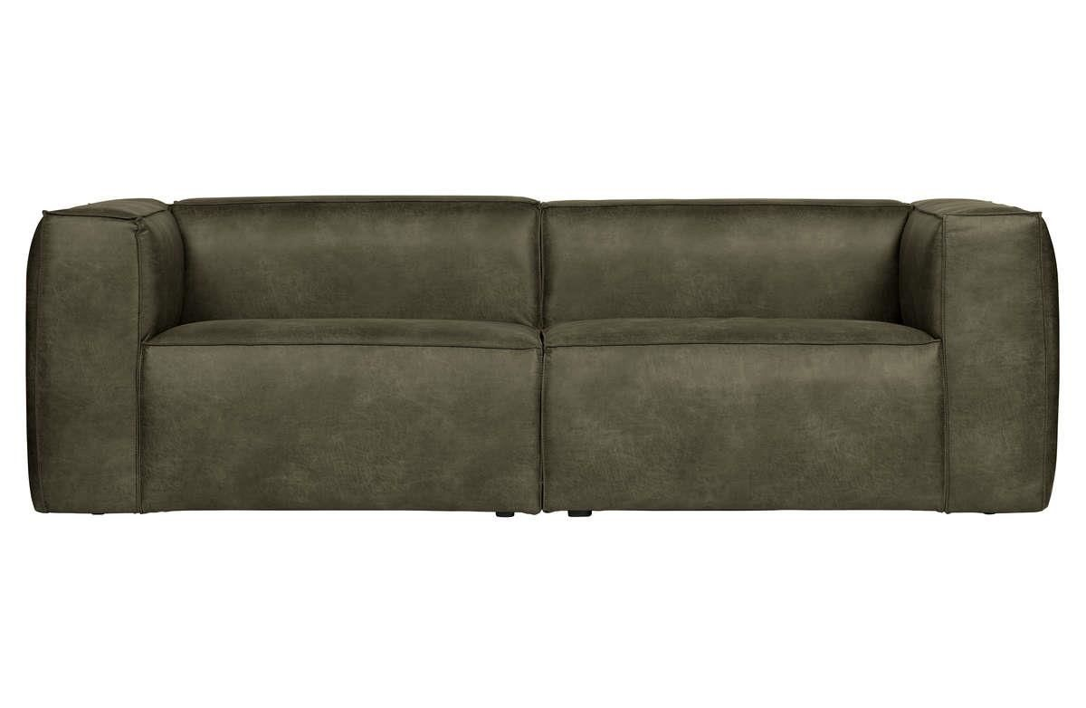 Sofa Bean 3,5 osobowa army