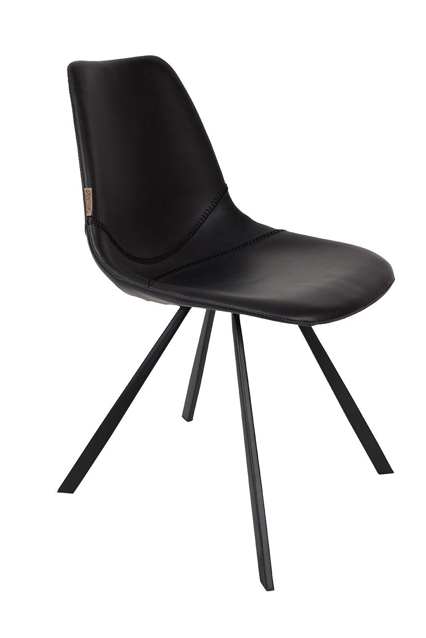 Dutchbone :: Krzesło FRANKY Czarne