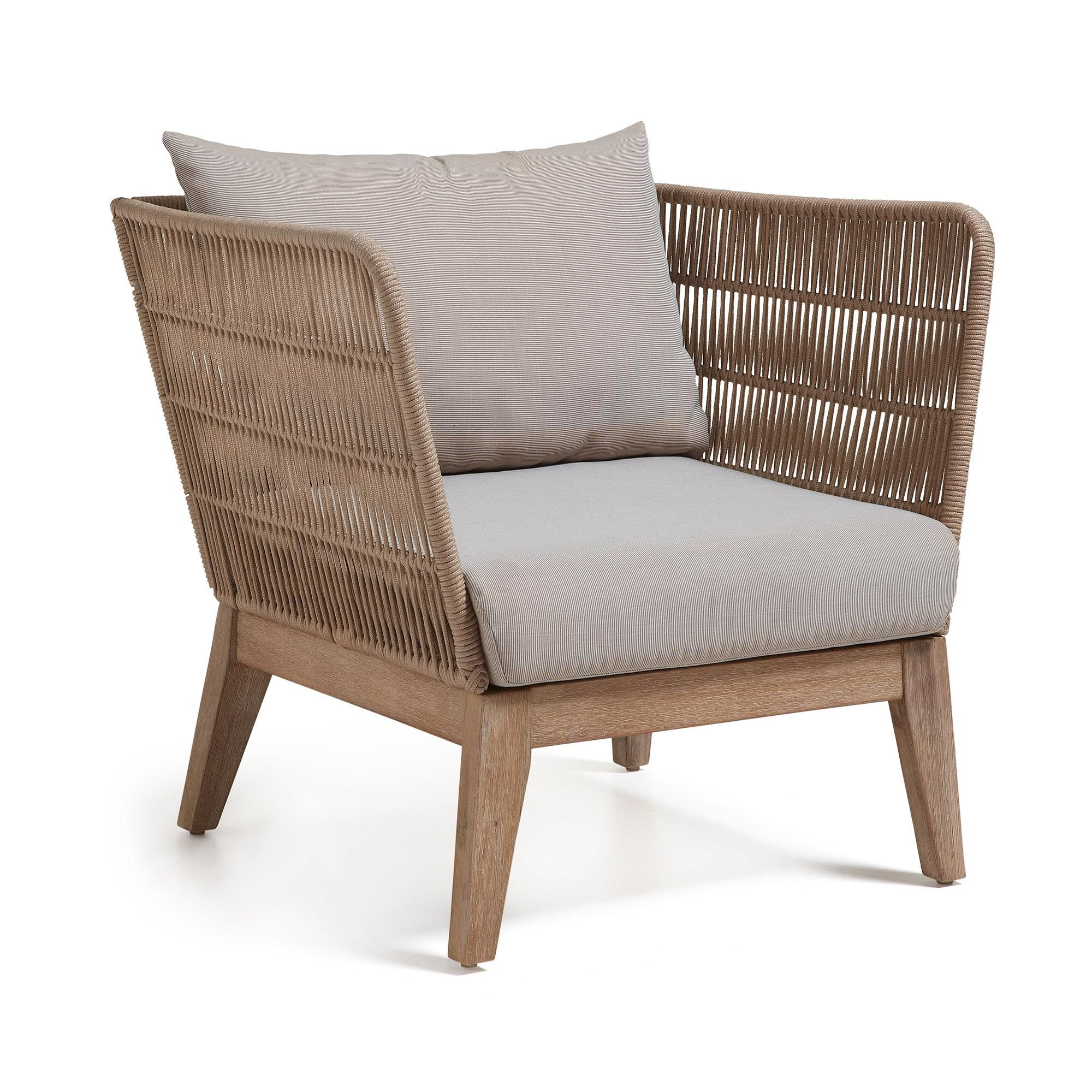 Fotel ogrodowy LEON