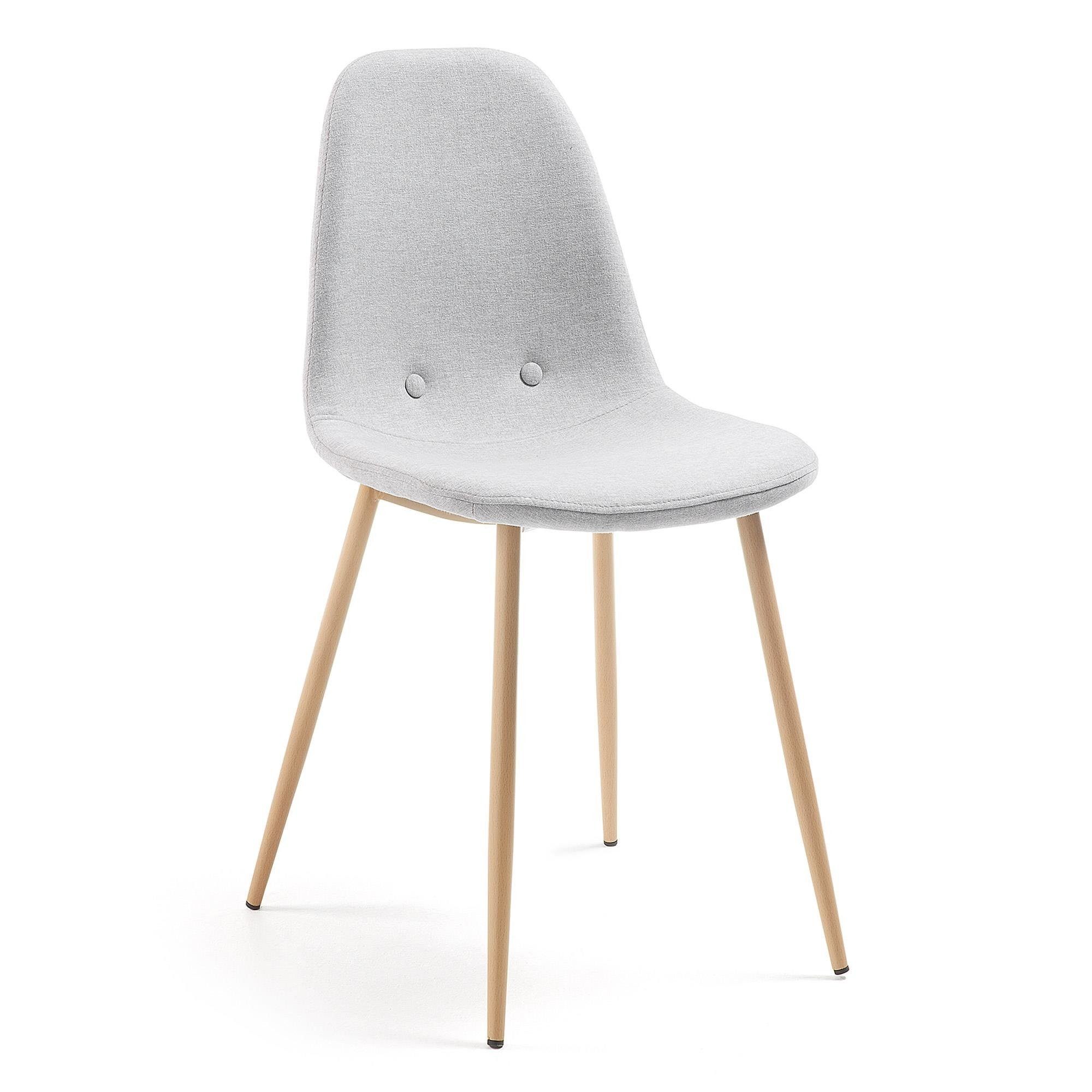 LaForma :: Krzesło LISSY jasnoszare
