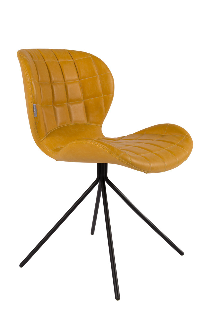 Zuiver :: Krzesło OMG LL Żółte