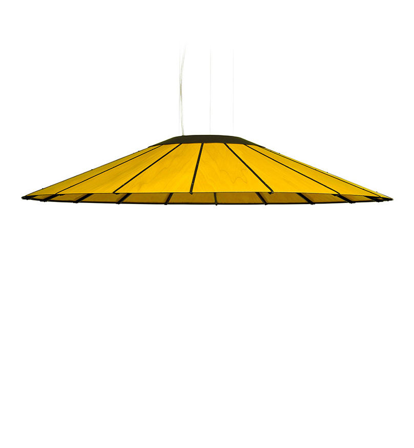 LZF :: Lampa sufitowa Banga SG 24 - żółta