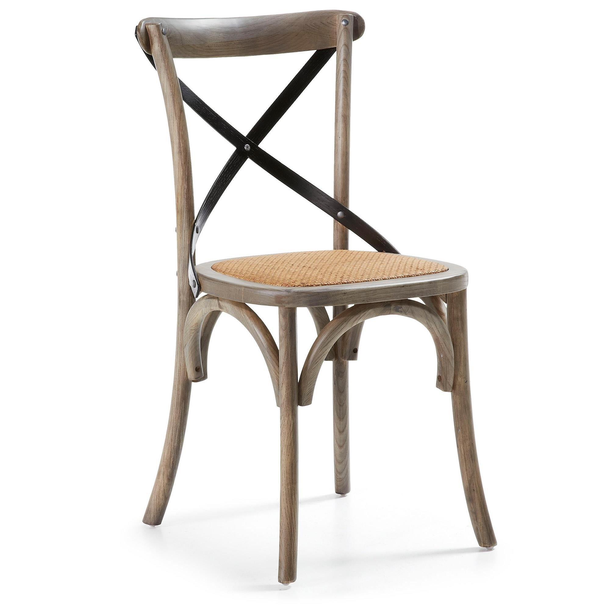 Krzesło LARENZA szare