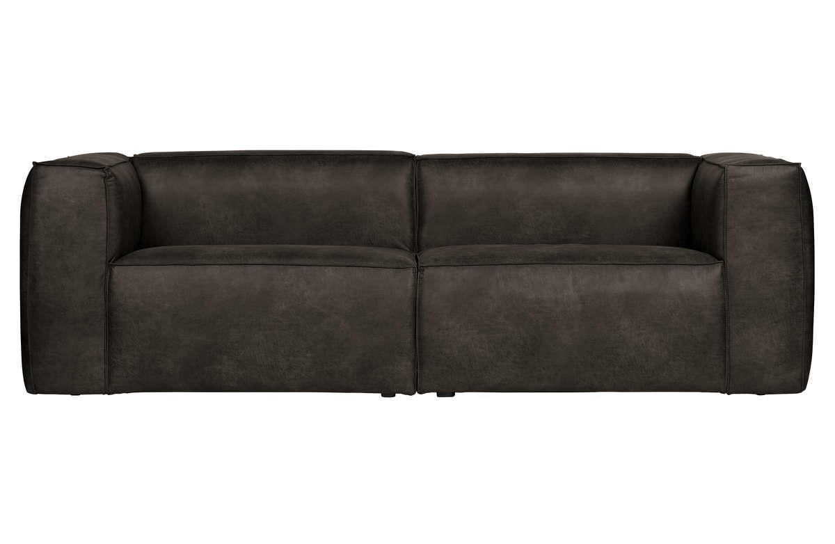 Sofa Bean 3,5 osobowa czarna