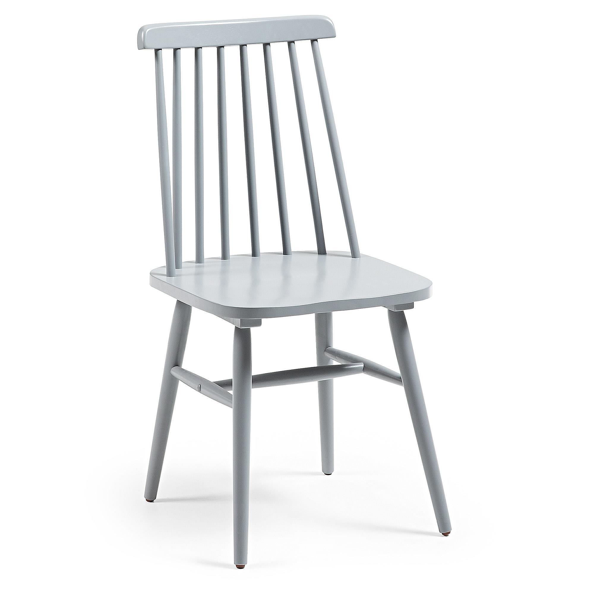 Krzesło LUMINE szare