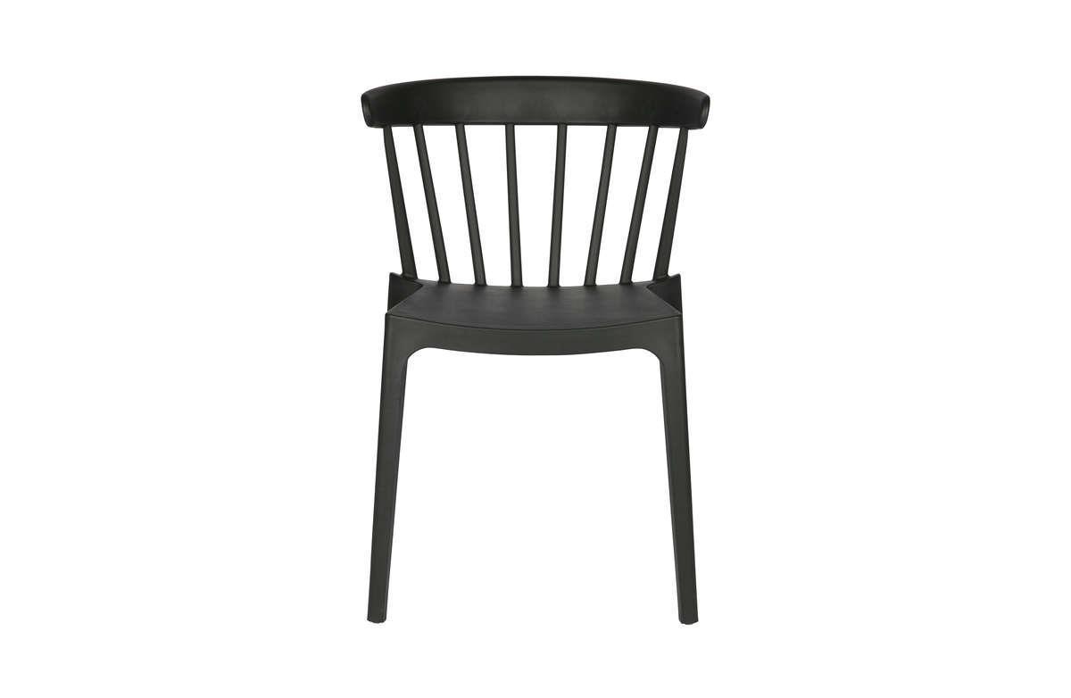 Woood :: Krzesło Bliss, czarne