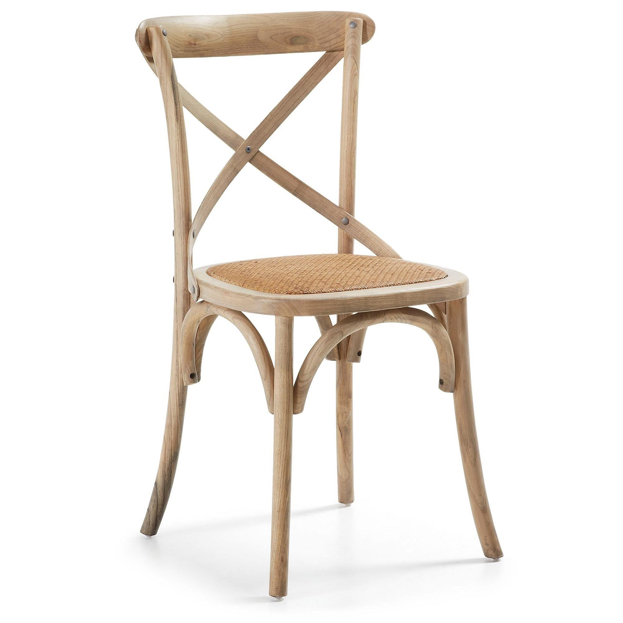 Krzesło LARENZA naturalne