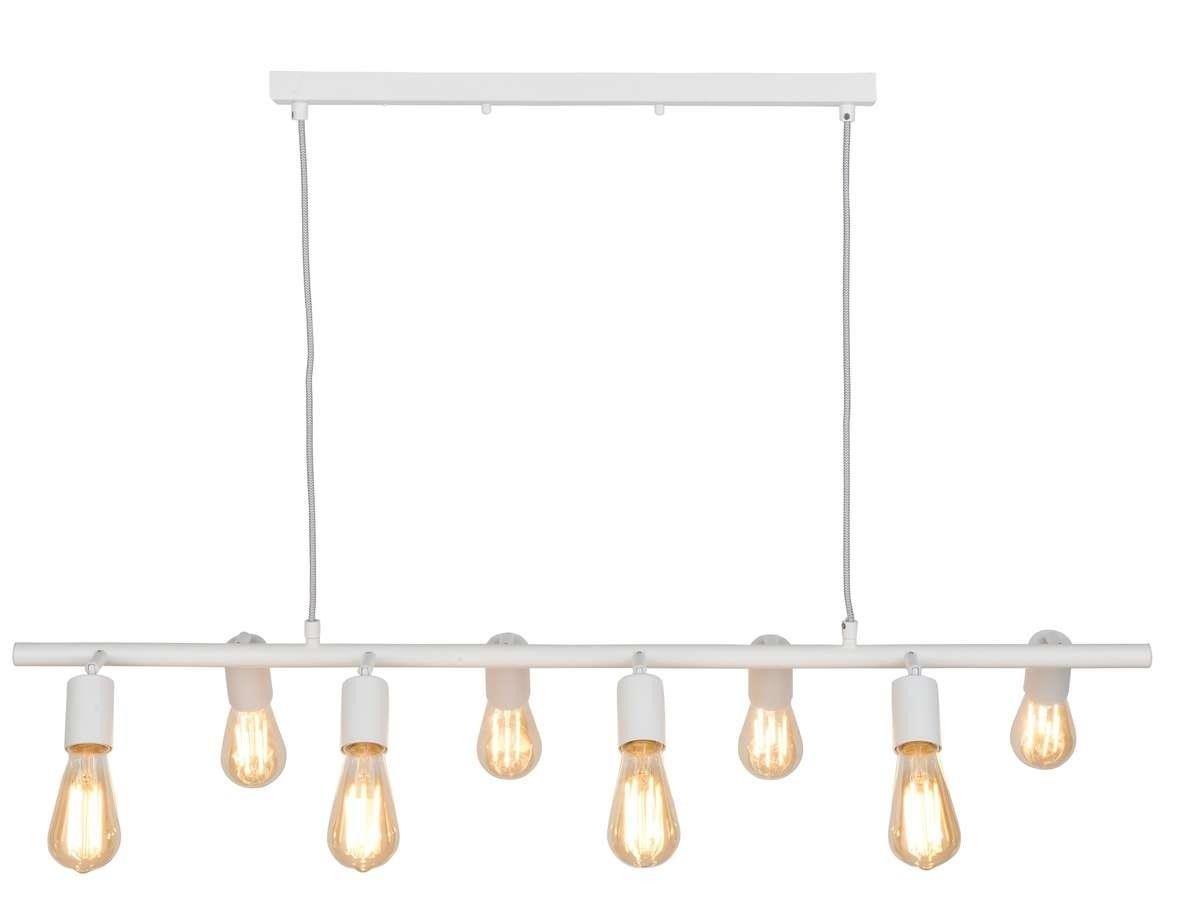 It's About RoMi :: Lampa wisząca MIAMI/H8/W biała