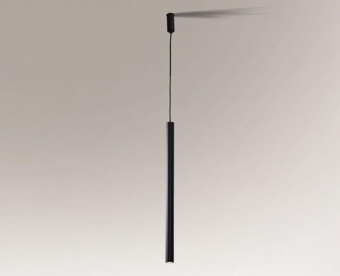 Shilo :: Lampa wisząca Yabu 526 (GU10) - czarna