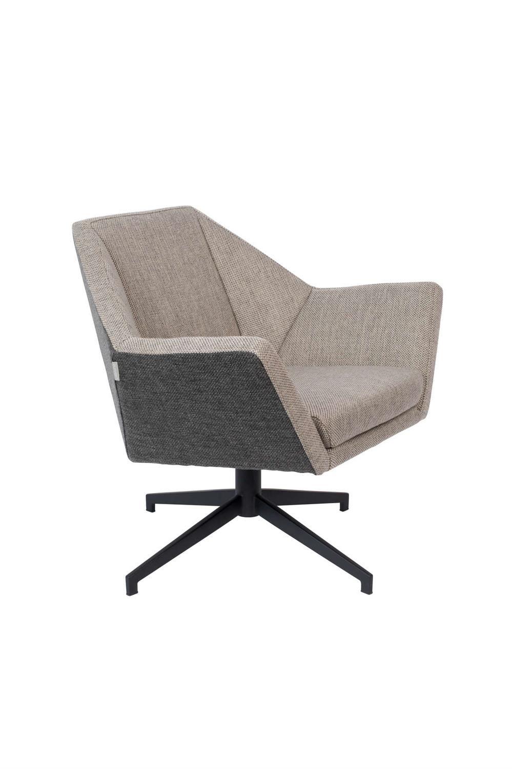 Zuiver :: Fotel lounge UNCLE JESSE