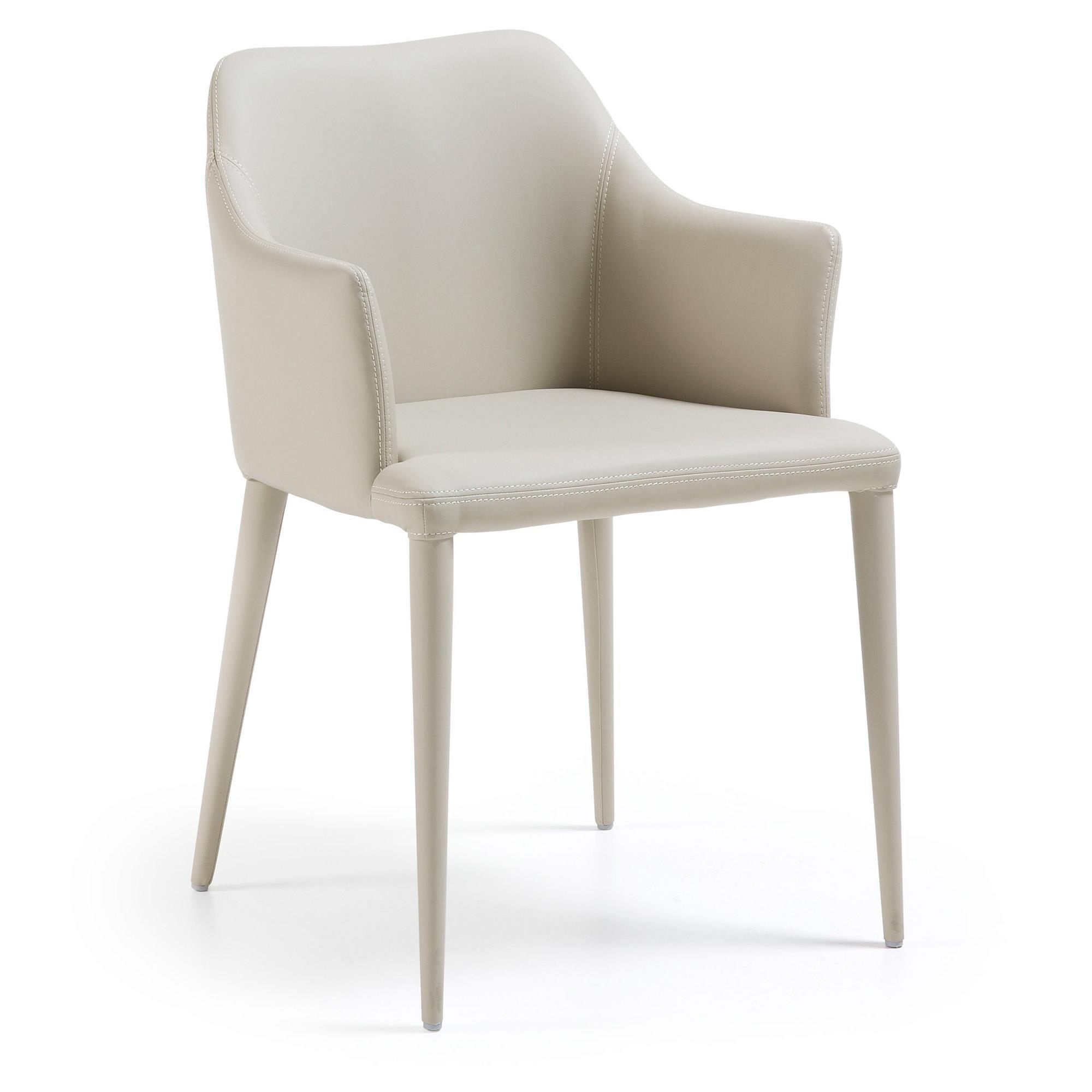 Krzesło Erida perłowe