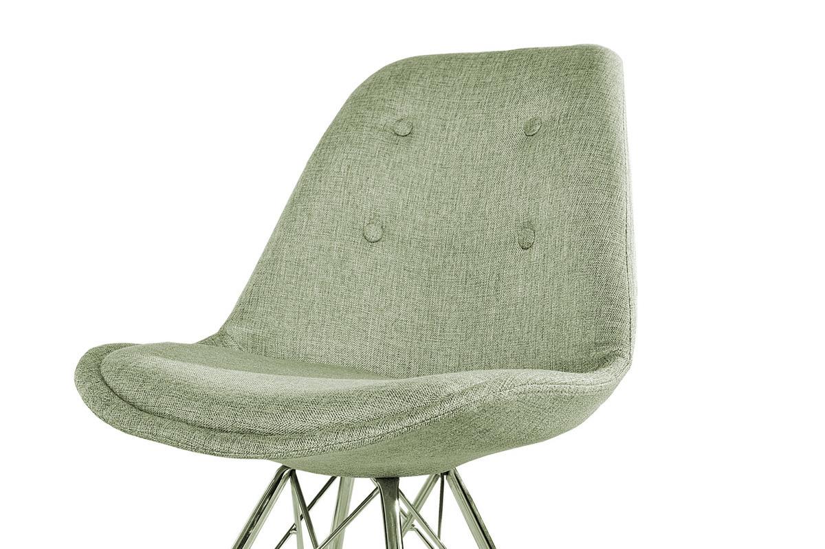 Krzesło Astoria Retro - zielone