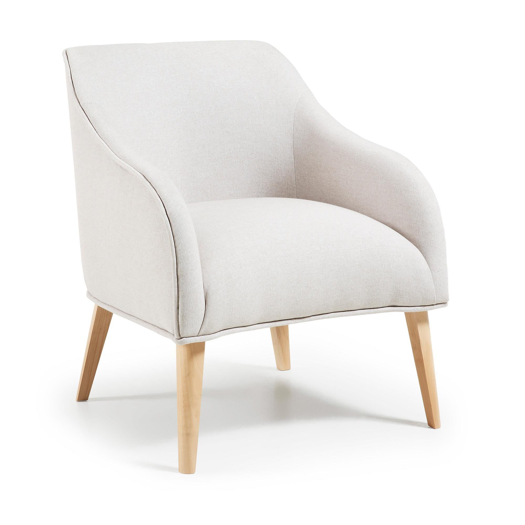 Fotel VENADO beżowy