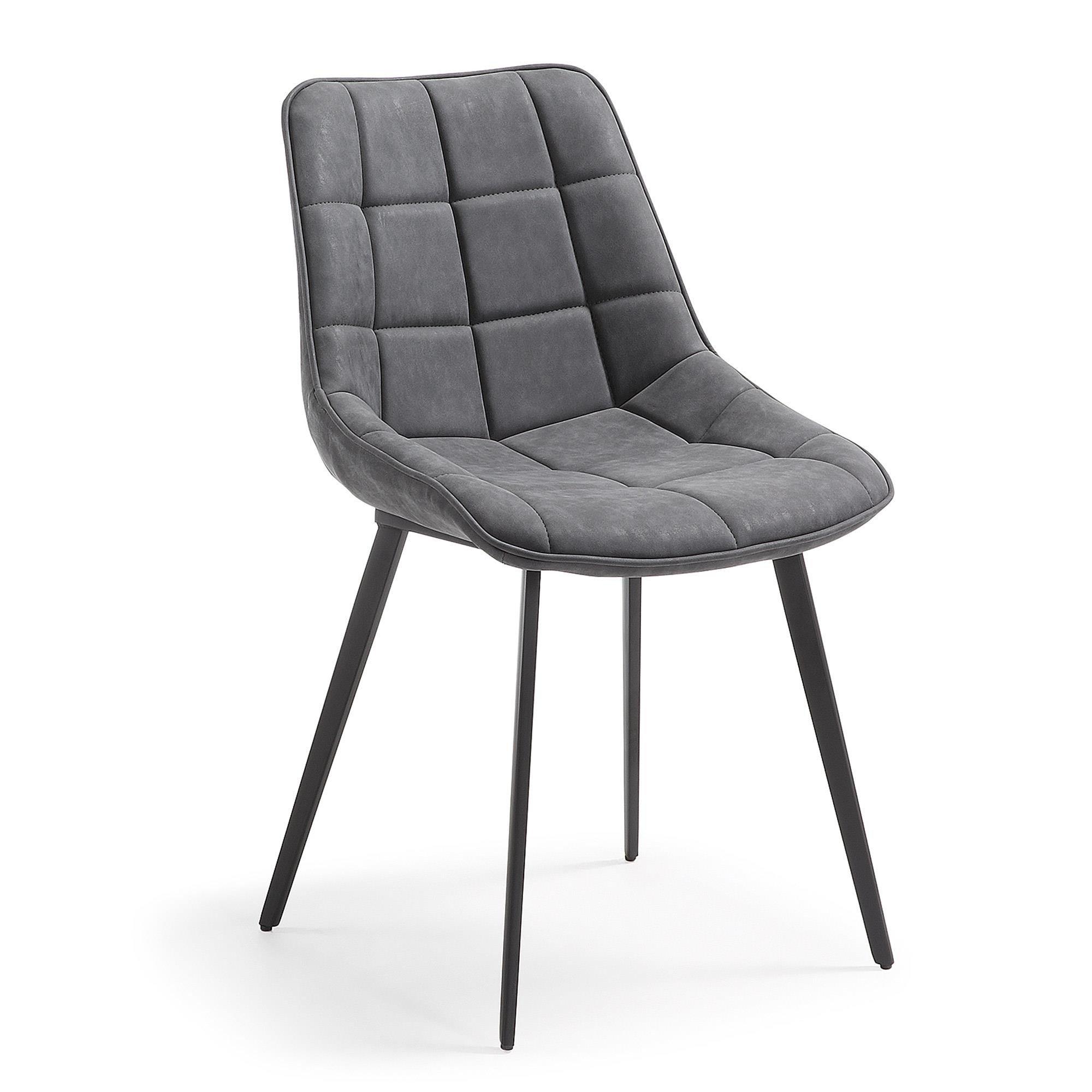 LaForma :: Krzesło ADAH grafitowe