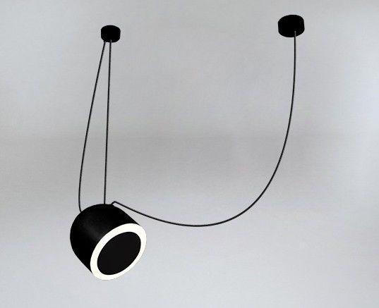 Shilo :: Lampa wisząca DOBO 1 czarna