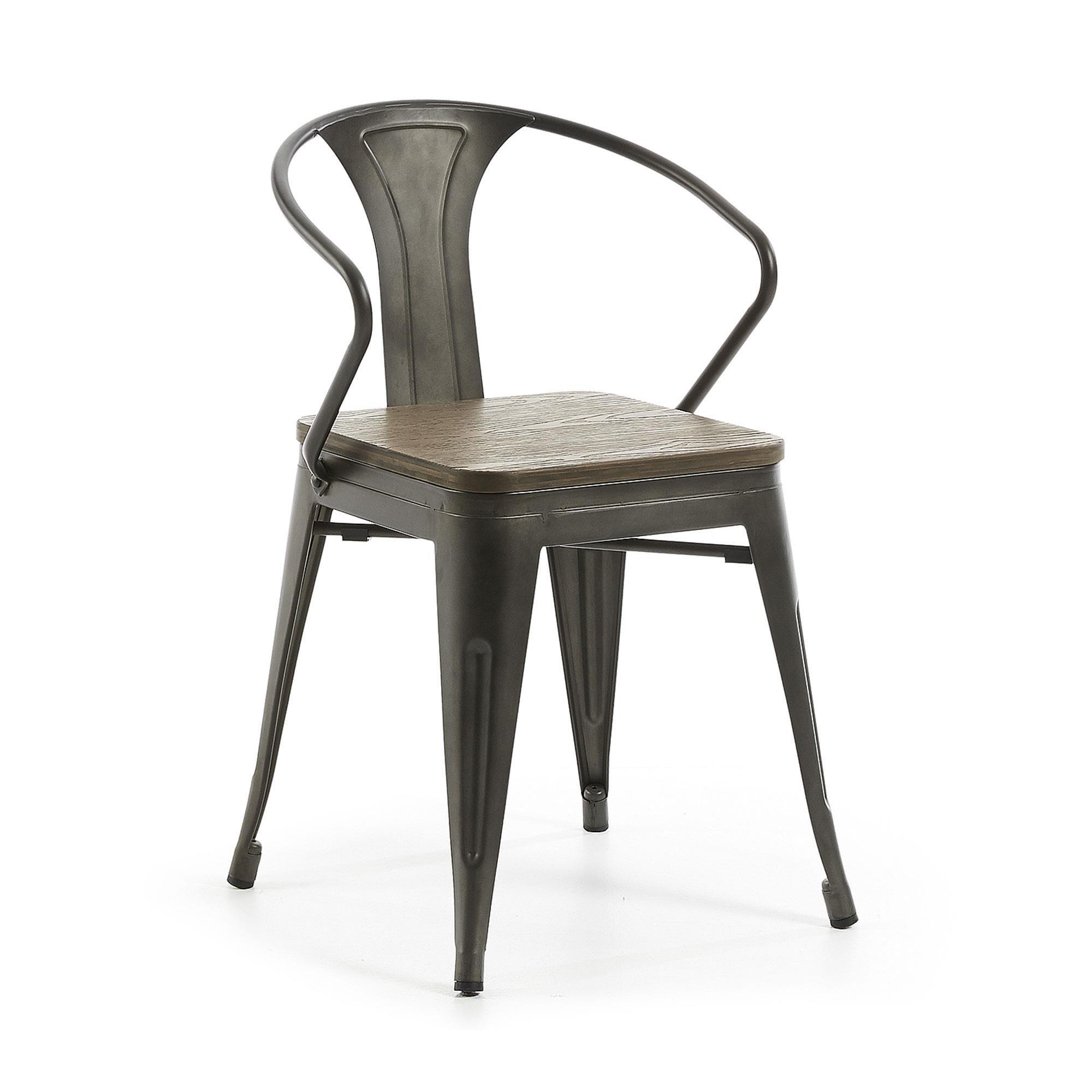 Fotel CARRIBI 51x57 kolor szary
