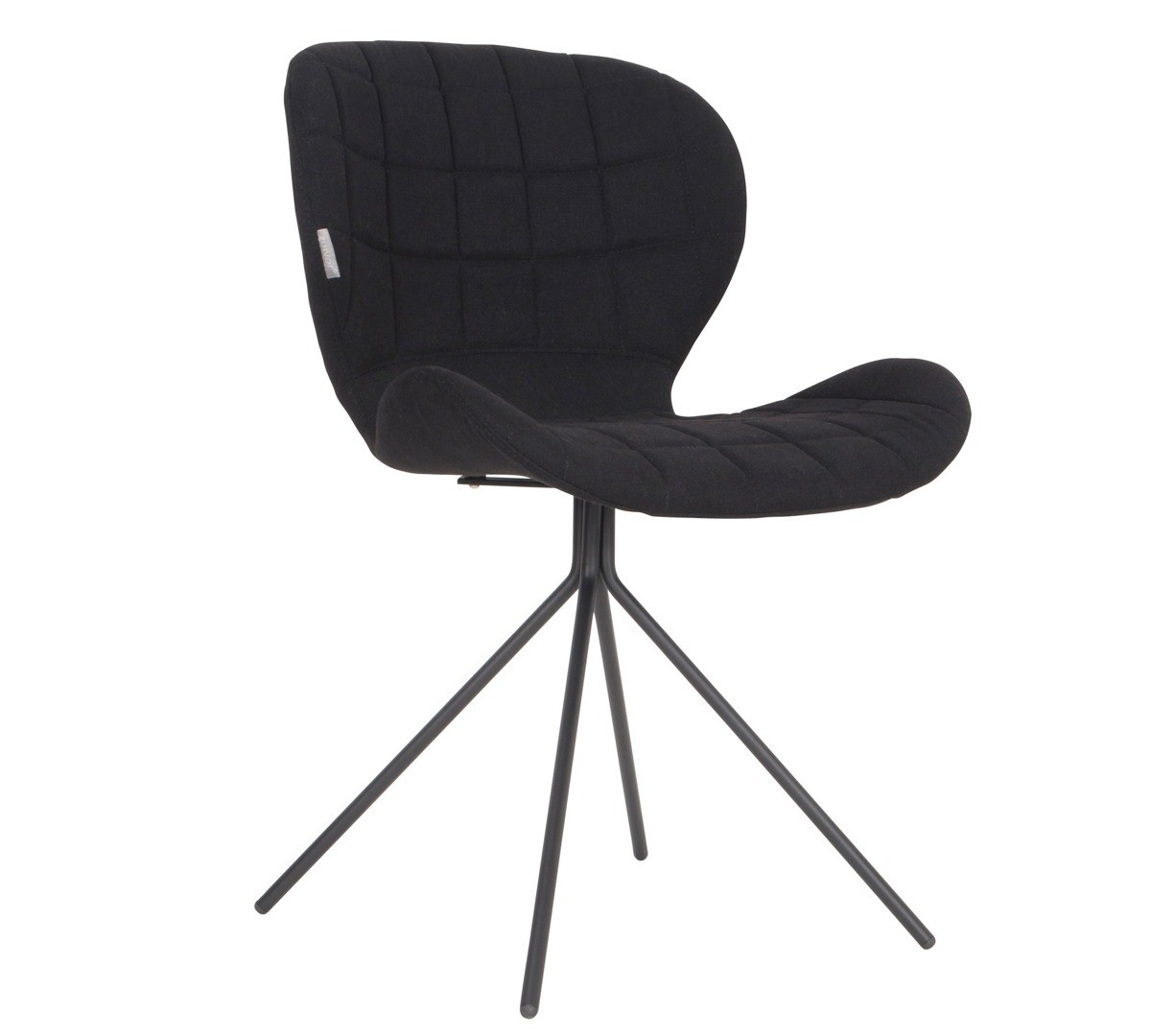 Zuiver :: Krzesło OMG czarne