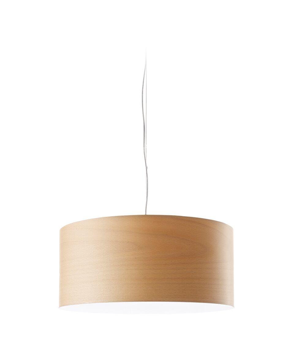 LZF :: Lampa sufitowa GEA S Beech średnica 42cm