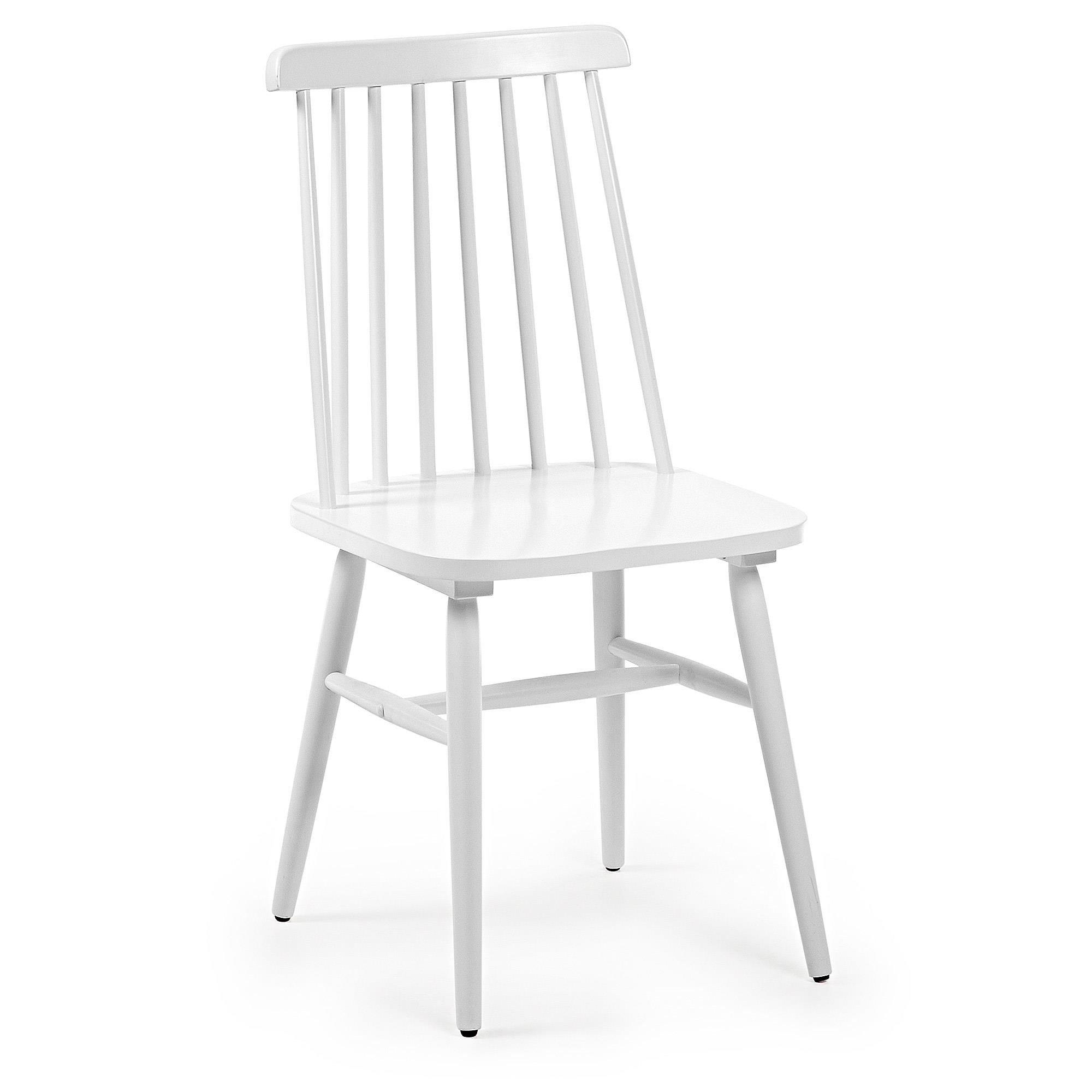 Krzesło ESTRA 43x49 kolor biały