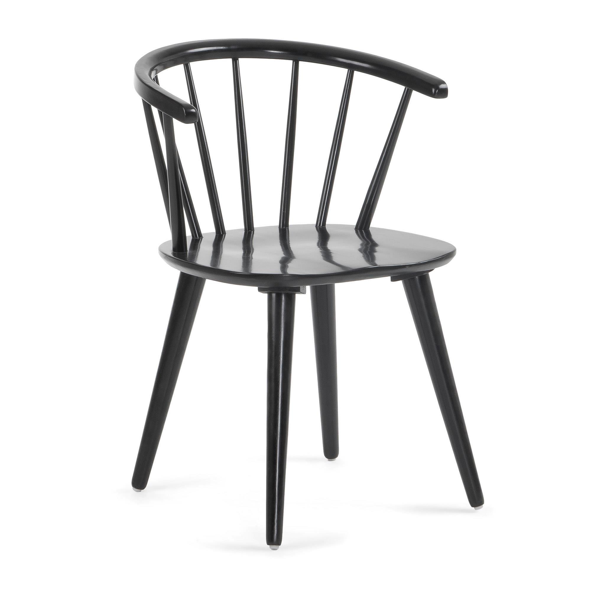 Krzesło POSADA czarne