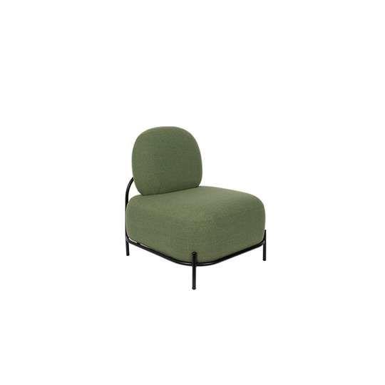Fotel LOUNGE POLLY zielony