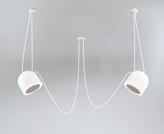 Shilo :: Lampa wisząca DOBO 2 biała