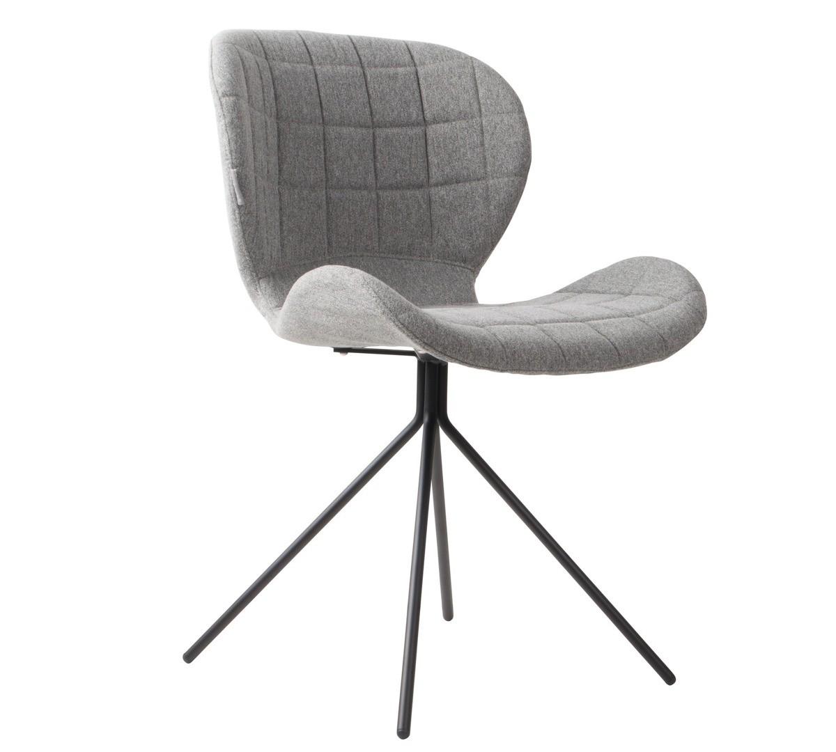Zuiver :: Krzesło OMG jasnoszare