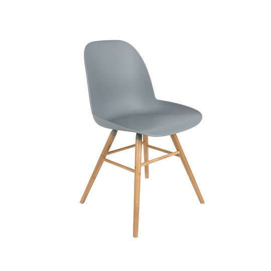 Zuiver :: Krzesło Albert Kuip - jasnoszare