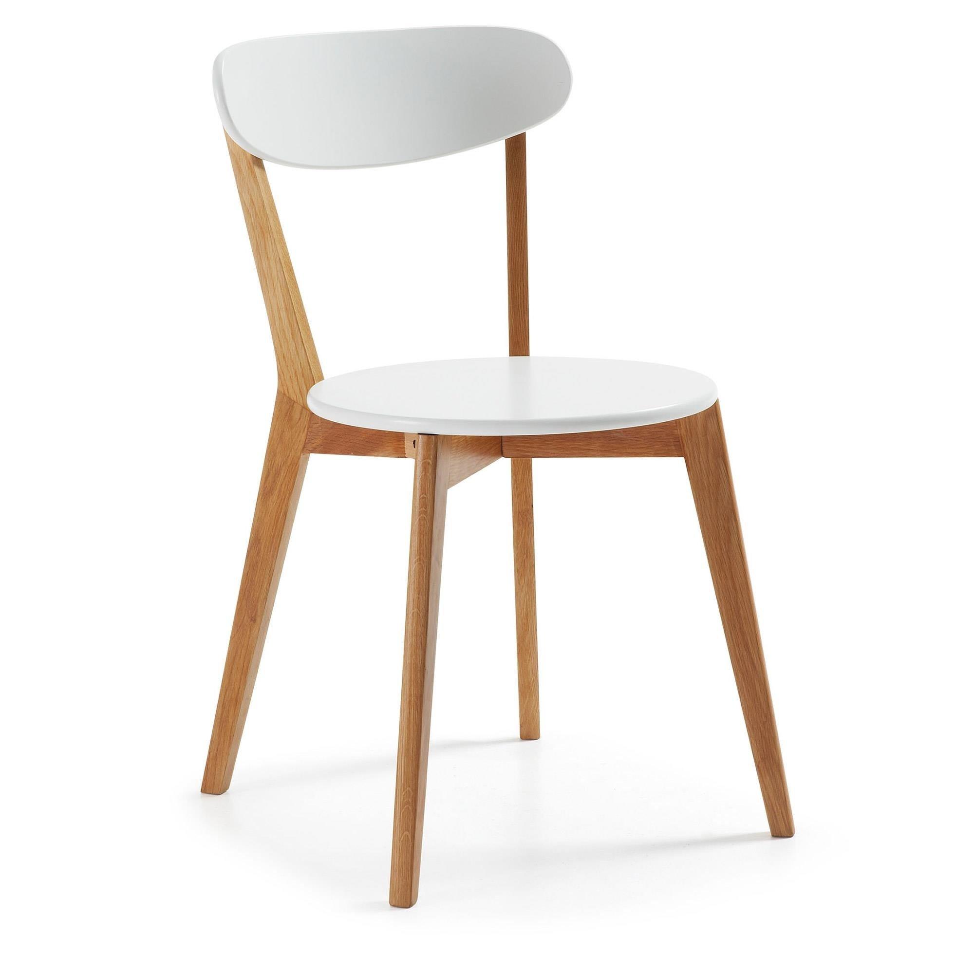 Krzesło LULES białe