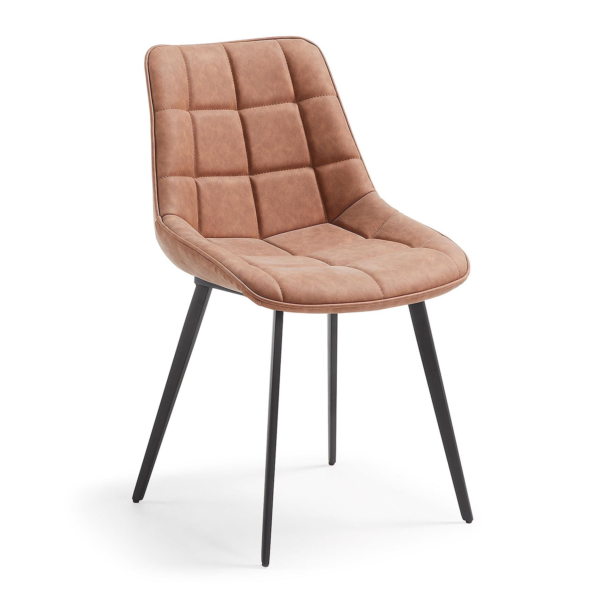 LaForma :: Krzesło ADAH brązowe