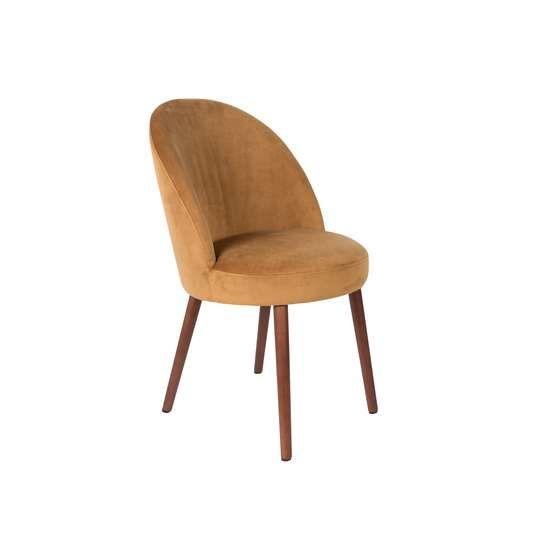 Dutchbone :: Krzesło BARBARA karmelowe