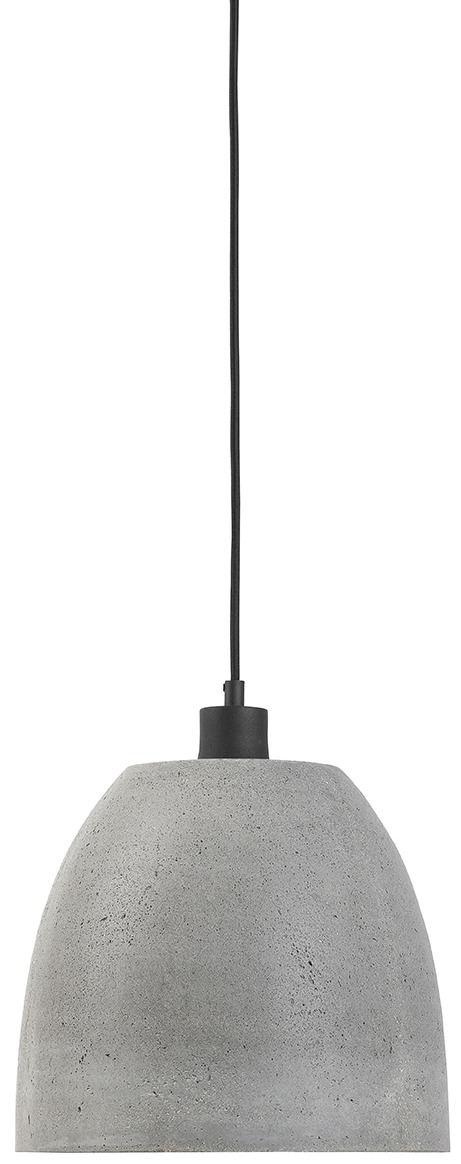 It's About RoMi :: Lampa wisząca MALAGA Szara ?28cm