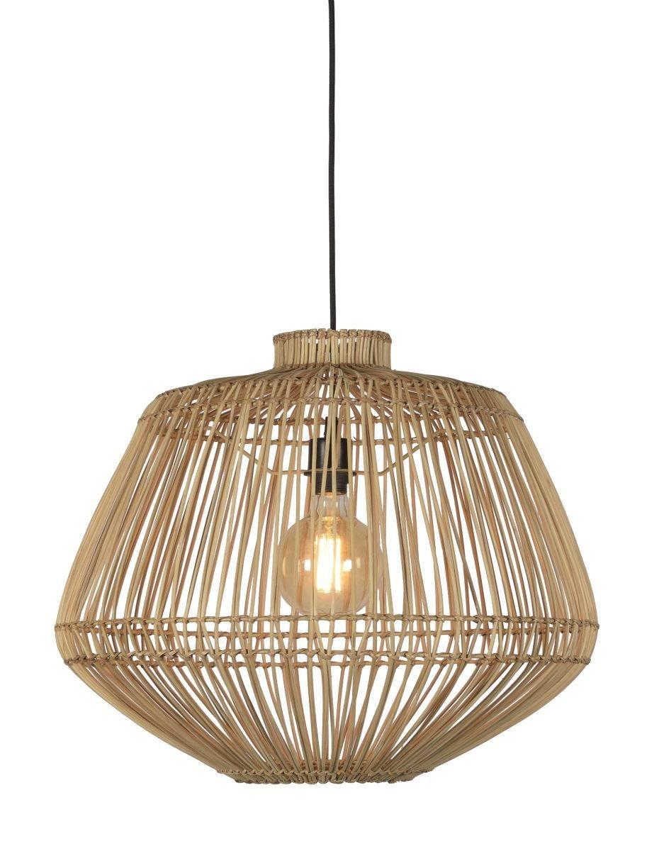 GOOD&MOJO :: Lampa wisząca MADAGASCARH50N naturalna