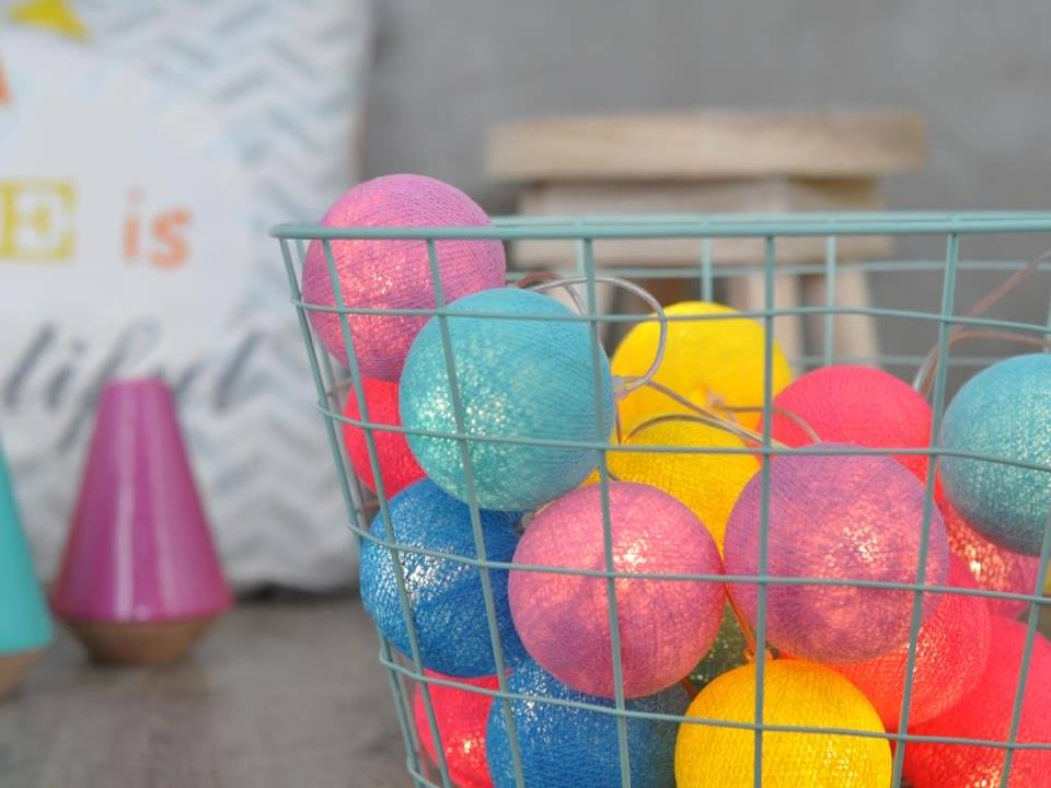 Cotton Ball Lights Designerskie Meble Lampy Lustra
