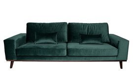 9design Collection :: Sofa Modena 3-seater green
