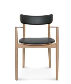 Fameg :: Chair Nopp - Wood Black