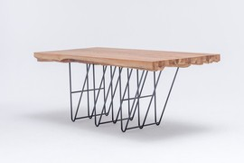 SWALLOW'S TAIL FURNITURE :: Table Oak Masiv