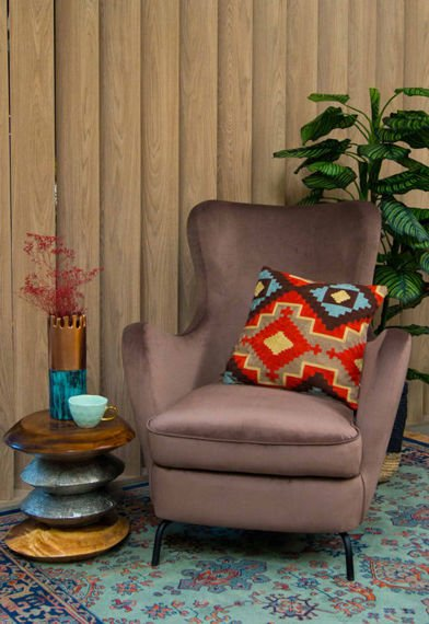 Armchair Anabelle brown