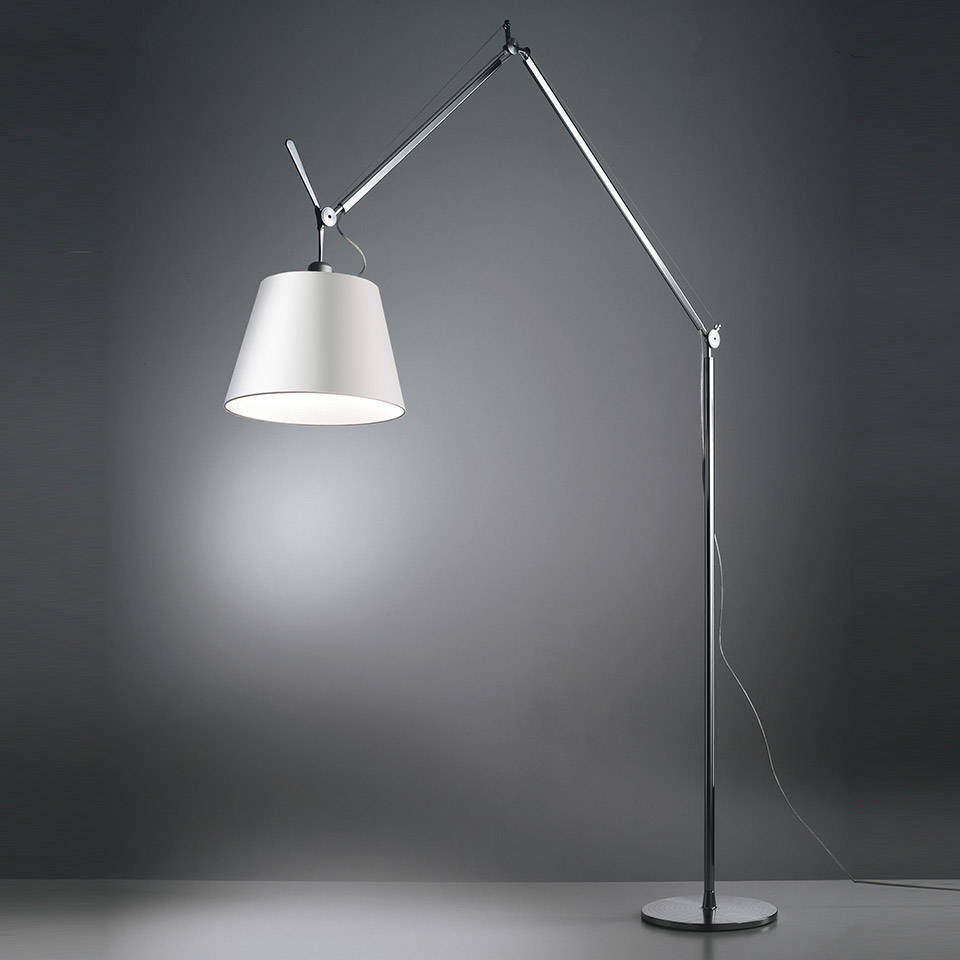 Artemide :: Tolomeo Mega terra (satin '36 with on/off switch On-Off)