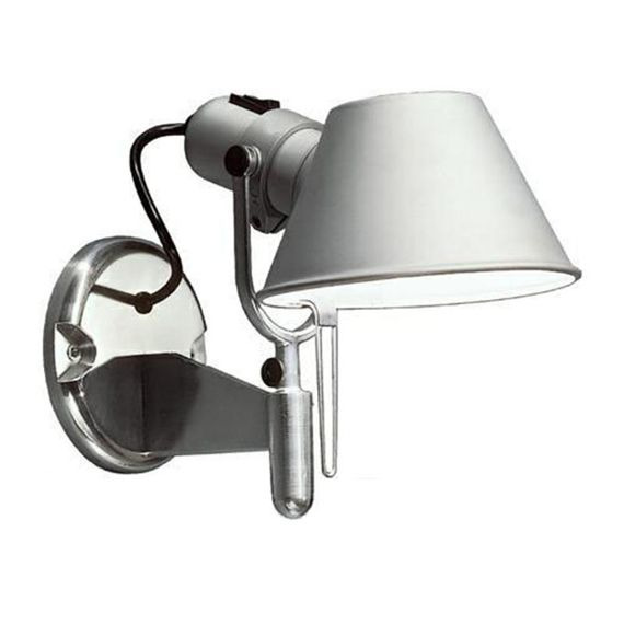 Artemide :: Tolomeo faretto with on/off switch