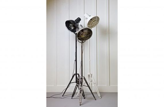 Be Pure :: Floor Lamp SPOTLIGHT black