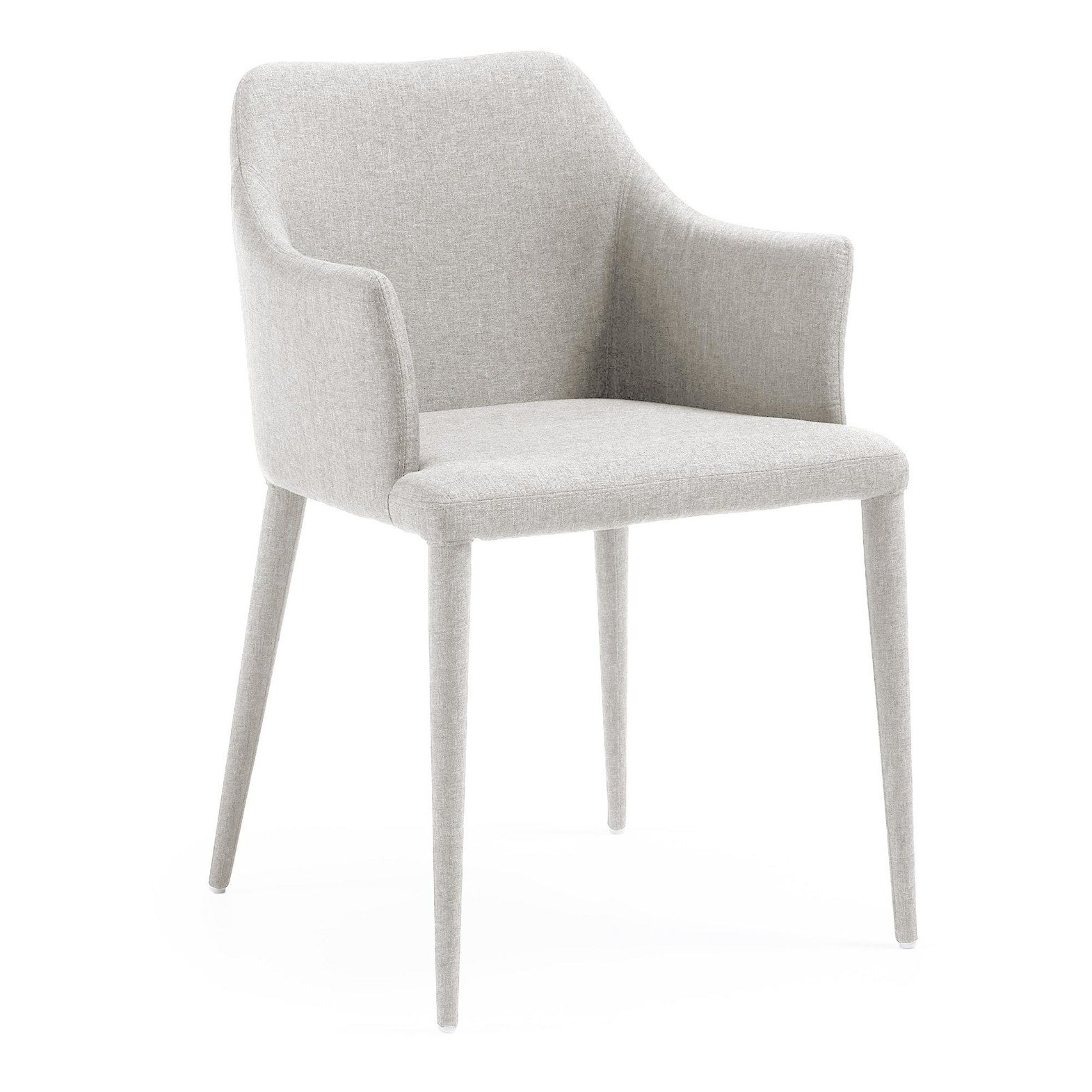 DANAI light gray chair