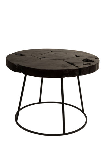 Dutchbone :: Coffee Table KRATON Chocolate