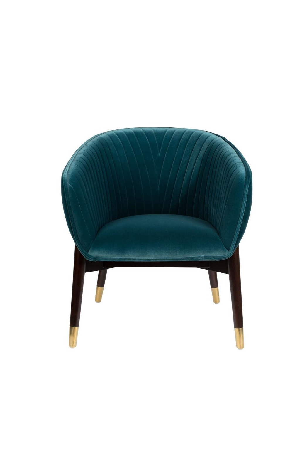Dutchbone :: DOLLY blue lounge chair
