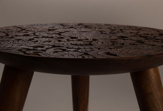 Dutchbone :: Side Table BY HAND size DIA 40cm