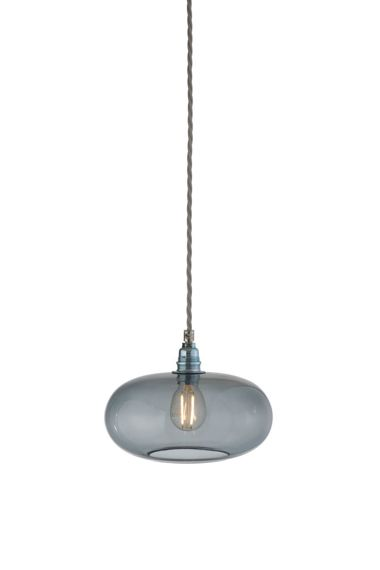 EBB & FLOW :: Horizon Hanging Lamp ?21cm smokey grey