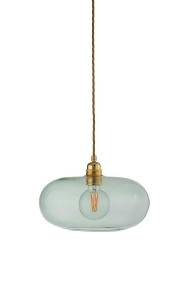 EBB & FLOW :: Horizon Hanging Lamp ?29cm forest green