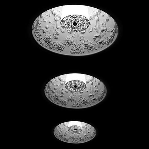 Flos :: Recessed ceiling light Skygarden Recessed